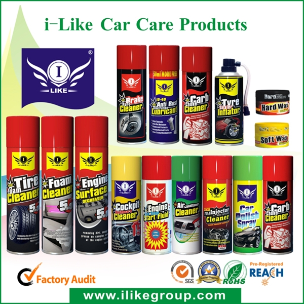 Non Toxic Automotive Cleaning Products For Lubricating And Dehumidifying