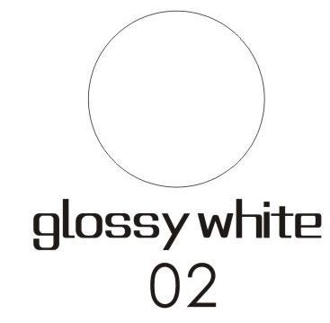 Glossy White Color Removable Rubber Spray Paint For Metal / Plastic APK-8201-2