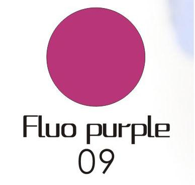 Multi - Purpose Removable Rubber Spray Paint Fluo Purple For Wheel Color Change