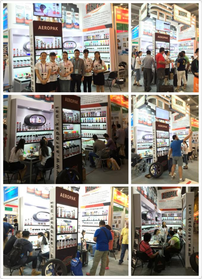 Aeropak in 119th Canton Fair