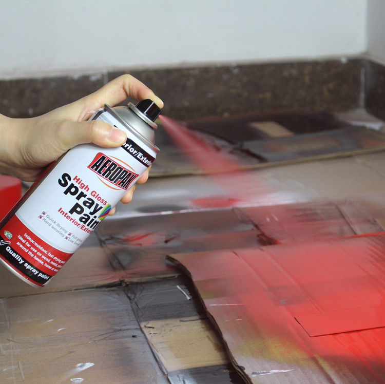 Aerosol Spray Paint 400ml Multi Colors