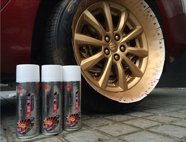 Decorative Car Interior Plasti Dip Cans With Good Insulating Properties