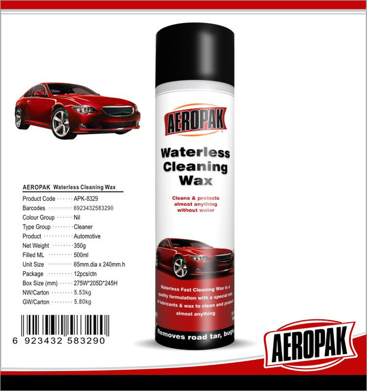 glossy finish car interior cleaning products spray wax for cockpit dashboard. Black Bedroom Furniture Sets. Home Design Ideas