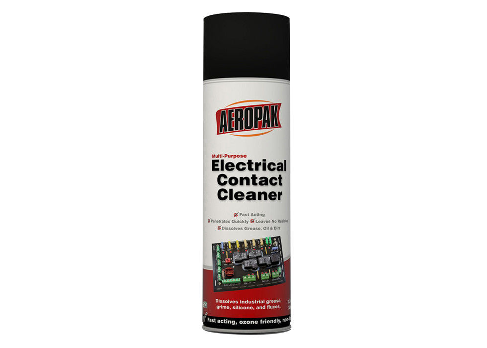 Penetrates Quickly Electrical Contact Spray For Dissolving Oil & Dirt