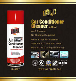 China AC Cleaning Spray Air Conditioner automotive cleaning products 650ml Capacity factory