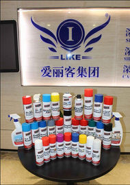 China Great Flexibility Automotive Aerosol Paint Good Luster And Leveling For Metal factory