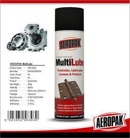 China Protective Multi Purpose Lubricant Spray To Remove Surface Rust Or Moisture factory