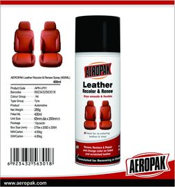 Automotive Fabric Vinyl Custom Spray Paint 10oz Leather Renew Easy Coloring